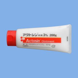 Actosin Ointment布拉地新 软膏3%(软管):200g入