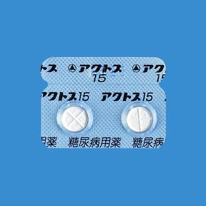 ACTOS吡格列酮片15(2型):100片