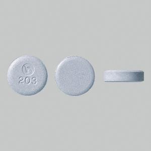 Azunol甘葡环烃片2mg:100片(PTP)