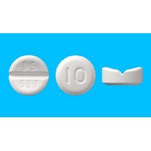 Amlodin氨氯地平片10mg:100粒