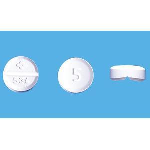 Amlodin氨氯地平片5mg:100粒
