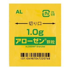 Alosenn番泻颗粒:35包(1.0g×35包)