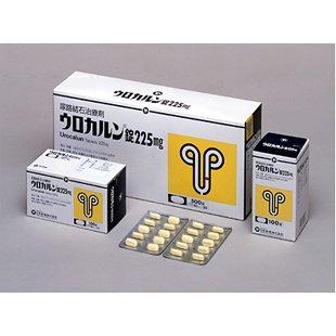 Urocalun优客隆 肾结石,尿管结石排石药225mg:100粒