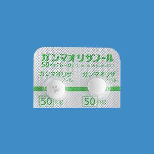 Gamma Oryzanol伽玛谷维素片50mg「東和」:100片