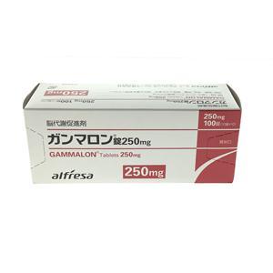 Gammalonγ-氨基丁酸片250mg:100片