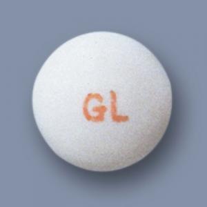 Glycyron复方甘草酸单铵/甘氨酸/DL-蛋氨酸片:100片