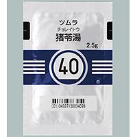 Tsumura猪苓湯尿路疾患治疗顆粒(40):42包(14日分)
