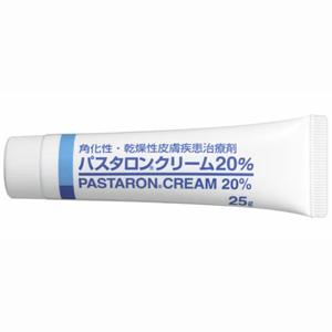 Pastaron尿素乳膏 20%:25g×10支