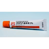 Fenazol乌芬那酯 软膏 5%:10g×10支