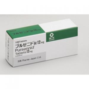 Pursennid 番泻甙A・B 泻药12mg:100片
