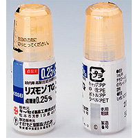 Rysmon TG噻吗洛尔青光眼、高眼圧滴眼液0.25%:2.5ml×10支