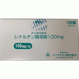 Renaltin肝水解物100mg:100片