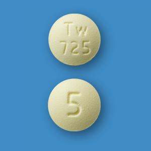 Tandospirone枸橼酸坦度螺酮5mg【東和】:100片