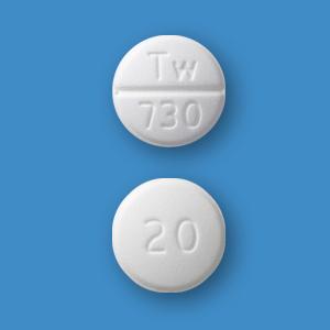 Tandospirone枸橼酸坦度螺酮20mg【東和】:100片