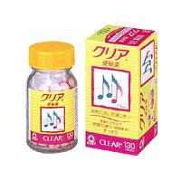 Alinamin制药 Clear中药便秘片:130片【2類】