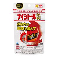 小林制药 Nisitol85a 燃烧腹部脂肪中药健康减肥颗粒:50粒(袋)【2類】