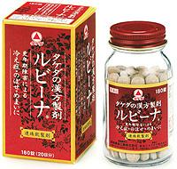 日本武田 Rubina缓解更年期不适 :180粒【2類】