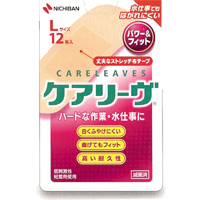 Nichiban power&fit 救急创可贴大号 :12枚