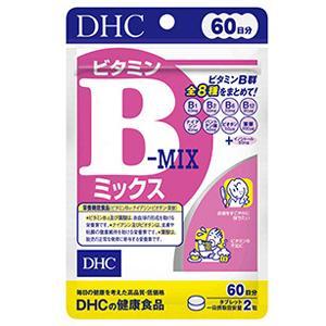 DHC的健康食品维生素B混合水果味(60日分):120粒