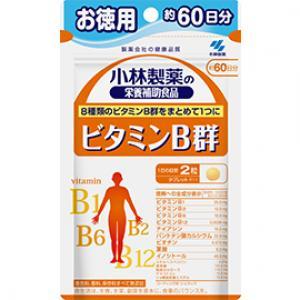 小林制药 维生素B群: 120粒