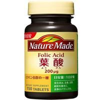 大塚制药 Natere-Made孕妇优生备孕叶酸片75日 :150粒