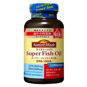 大塚制药 Nature-Made自然鱼油 :90粒