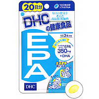 DHC的健康食品EPA(20日份):60粒