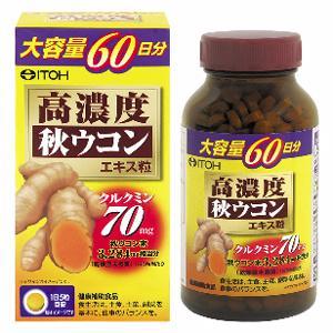 井藤ITOH 高浓度秋姜黄浓缩颗粒 : 300粒