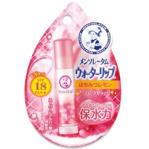 曼秀雷敦 保湿性唇膏 蜂蜜柠檬:4.5g