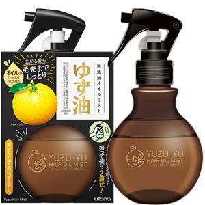佑天兰Utena 柚子植物精油美发护发喷雾 180ml