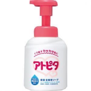 丹平制药 Atopita 敏感肌baby专用沐浴露: 350ml