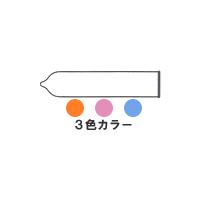 日本冈本 薄度均一0.02EX(3色)避孕套:6个