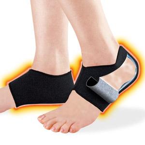 桐灰化学 保湿脚后跟护足袜(M~L)黑色:1双