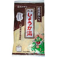 改源生姜汤:15g×6袋入×10个套装