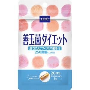 DHC 善玉菌减肥(20日分):20粒