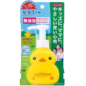 日本宝宝妈妈可用防晒啫喱:100g