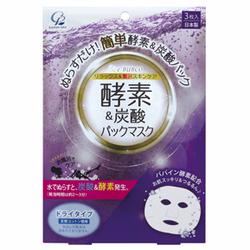 日本 e-BUBCO 酵素面膜:3枚