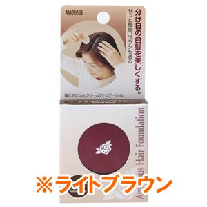 Amorous 美容院用 白发用 头发粉底(淡灰色):5g