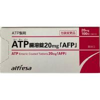 ATP Enterio coated三磷酸腺苷二钠肠溶片20mg「AFP」:100片x 10盒