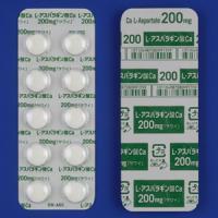 Calcium l-Aspartate L-天冬氨酸钙颗粒 200mg「沢井」:100粒