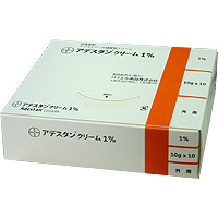 Adestan硝酸异康唑 乳膏 1%:10g×10支