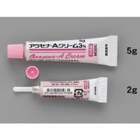 Arasena-A 阿糖腺苷 乳膏 3%:5g×1支