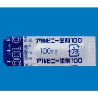 Alpiny对乙酰氨基酚栓剂100:100个