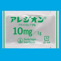 Alesion Dry Syrup盐酸依匹斯汀1%:1g×100包