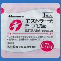 Estrana雌二醇 贴片0.72mg:14枚