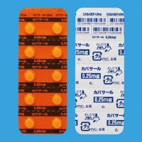 Cabaser卡麦角林片0.25mg:100粒【劇】