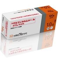 Alfacalcidol阿法骨化醇片1.0μg「AMEL」(剧):100片