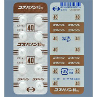 Cospanon三羟苯丙酮片 40mg:100粒