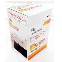 Acetaminophen DS 对乙酰氨基酚儿童退热镇痛干糖浆20%(剧)「東和」:100g