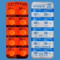 Diltiazem Hydrochloride盐酸地尔硫卓30mg「東和」:100片